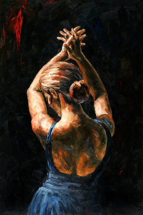 Voluptuous Movements,oil paintings sale