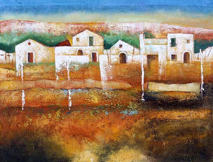 Barren Town, II