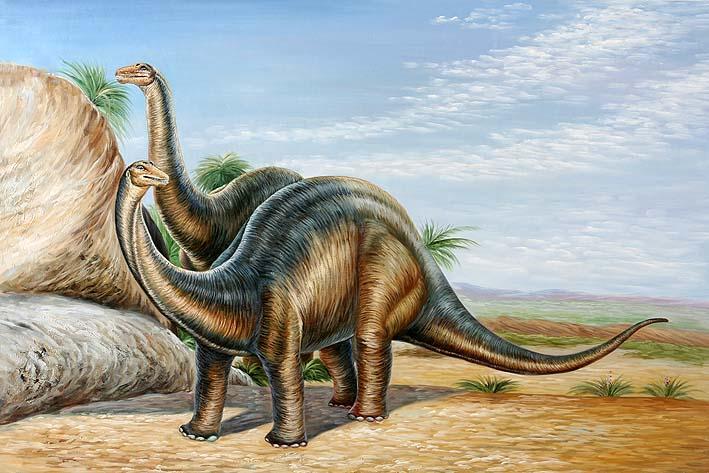 Brontosaurus Breakfast