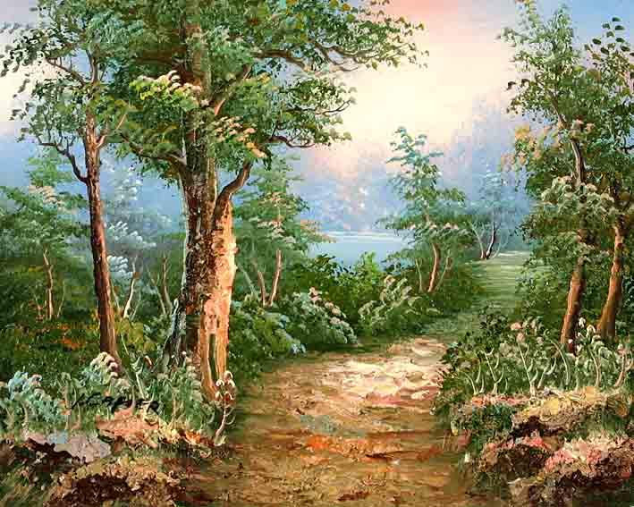 Classic Landscapes of I. Cafieri