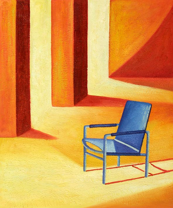 Highlighted Chair, II
