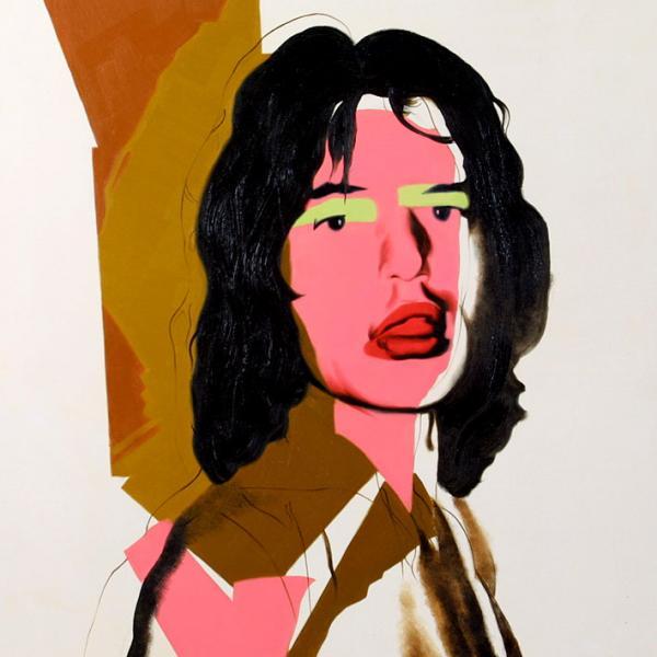Mick Jagger, I