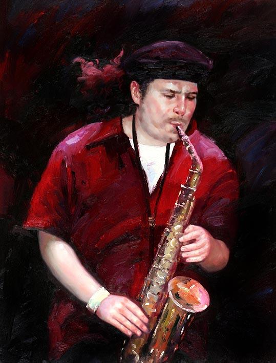 The Sax Solo