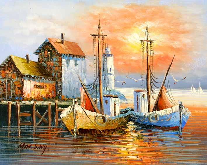 Old Spanish Harbor