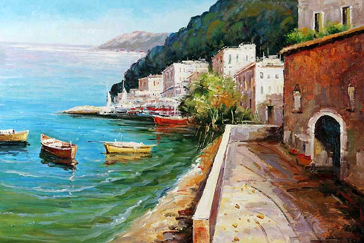 Amalfi Blue