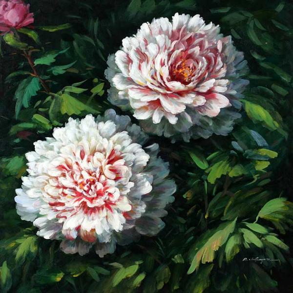 Blooming Bush, II