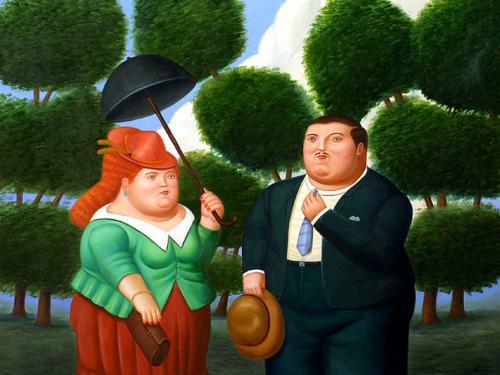 Mr. and Mrs. Sanz