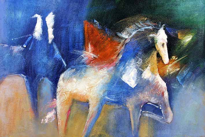 Horse Power, I