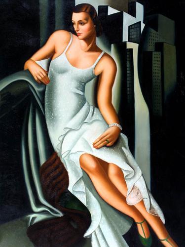 Portrait of Mrs Alan Bott