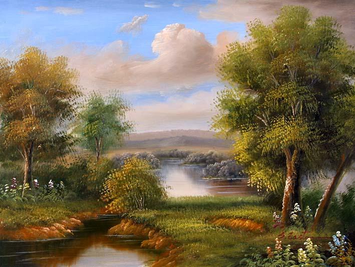 Restful Lake