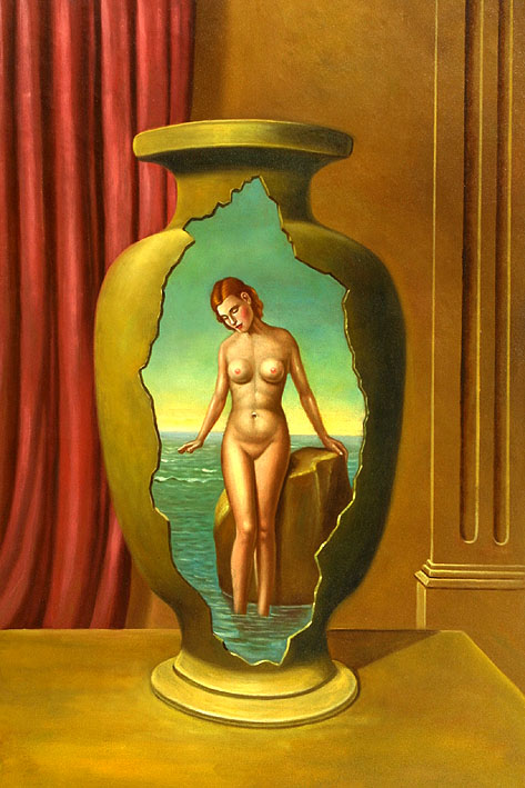 The Appearance of Amphitrite