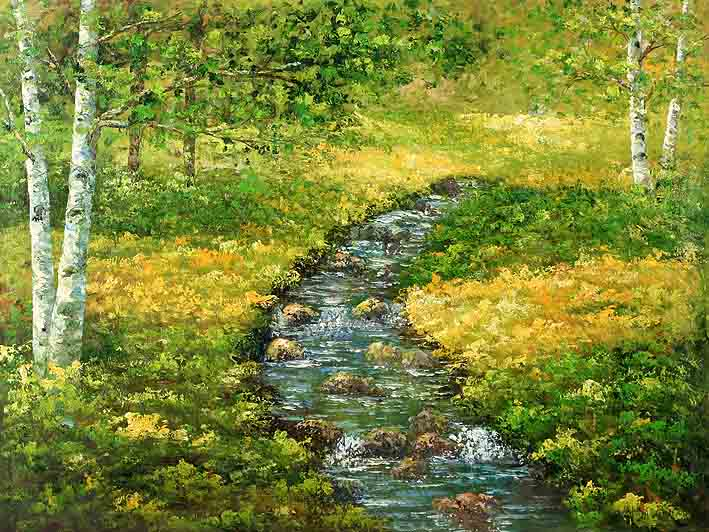 The Narrow Brook