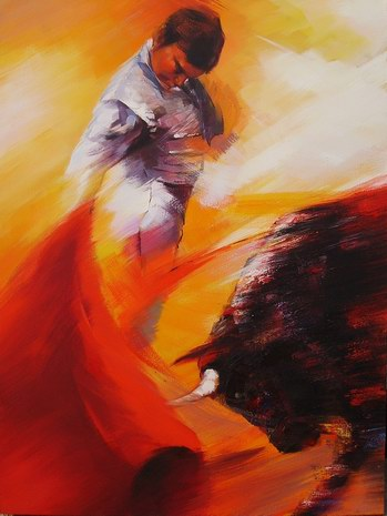 bullfighter