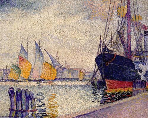 Canal de la Guidecca, Venice 1904