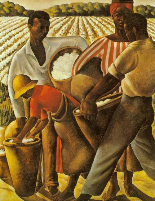 Employment Of Negroes In Agriculture 1934