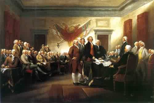 The Declaration of Independence 1787 1820