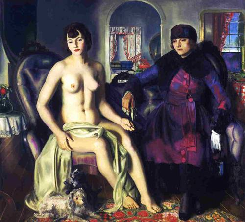 Two Women (aka Sacred and Profane Love) 1924