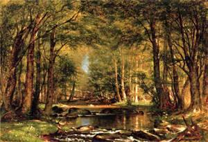 A Catskill Brook 1875