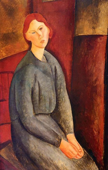 Annie Bjarne 1919