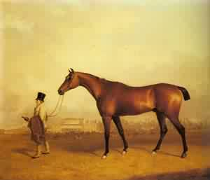 Emilius Winner Of The 1832 Derby