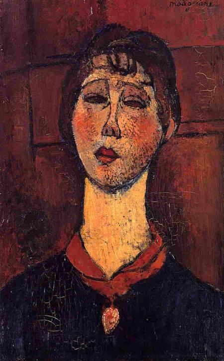 Madame Dorival 1916