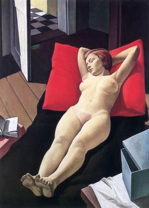 Reclining Nude 1930 33