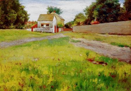 Brooklyn Landscape painting