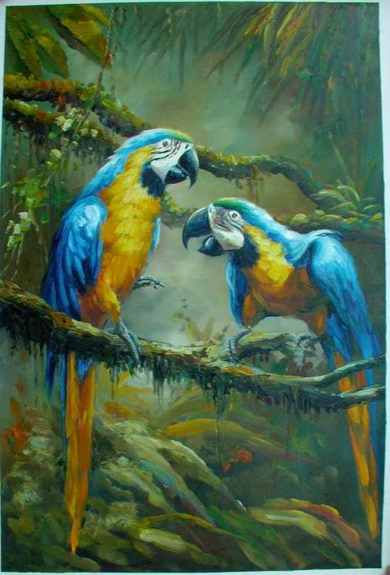 Animal oil paintings Wholesale Oil Painting Animal painting