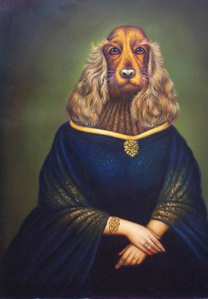 oil paintings gallery Art Oil Painting Animal Animal oil painting