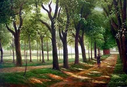 landscape oil painting gallery landscape paintings Landscape oil painting