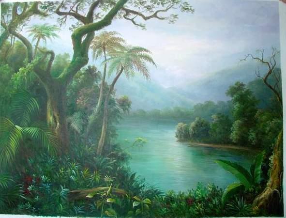 landscape paintings Still life painting Landscape oil painting