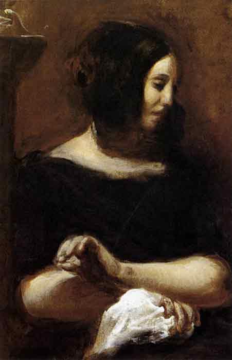 George Sand, 1838
