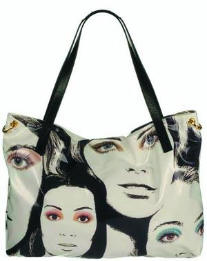 pop art handbag