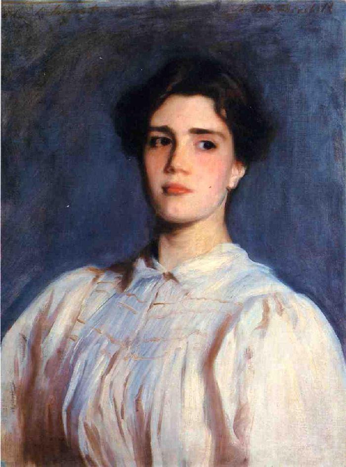 Portrait of Sally Fairchild