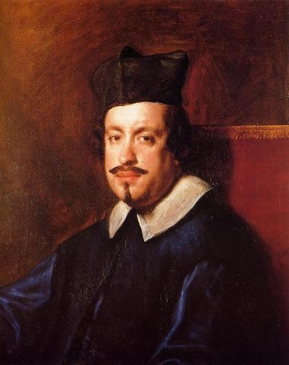 Velazquez Diego Camillo Massimi 1651 oil painting reproduction
