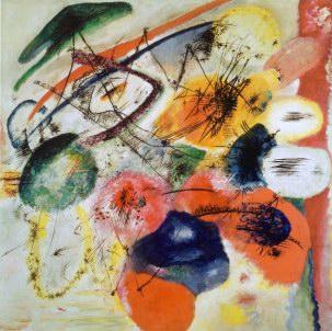 Wassily Kandinsky Black Lines