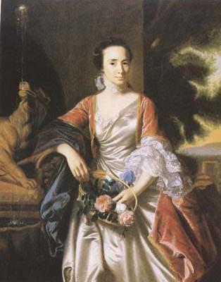 Portrait of Rebecca Boylston (mk08)