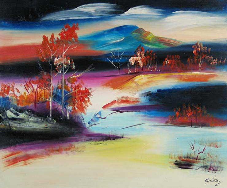 Landscape,oil paintings online