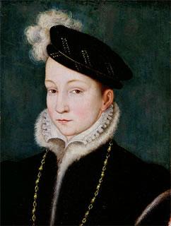Portrait of Francois II