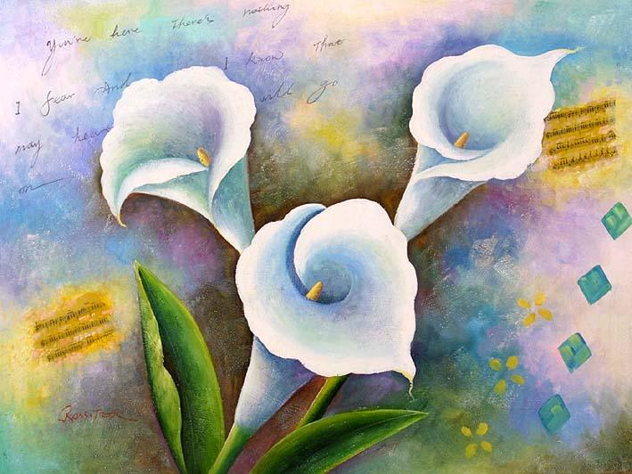 Flowers in Detail
