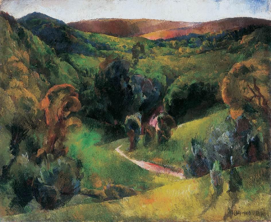 ABA NOVAK Vilmos Landscape