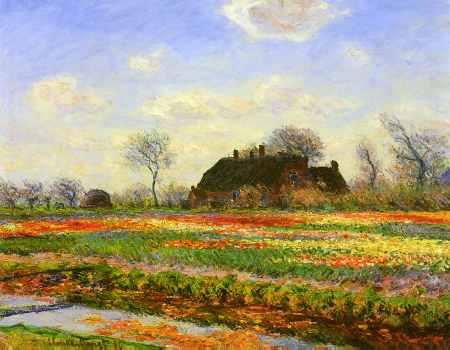 Tulip Fields at Sassenheim, near Leyden