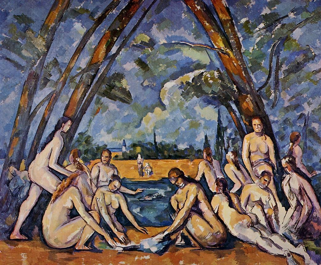 The Large Bathers 3