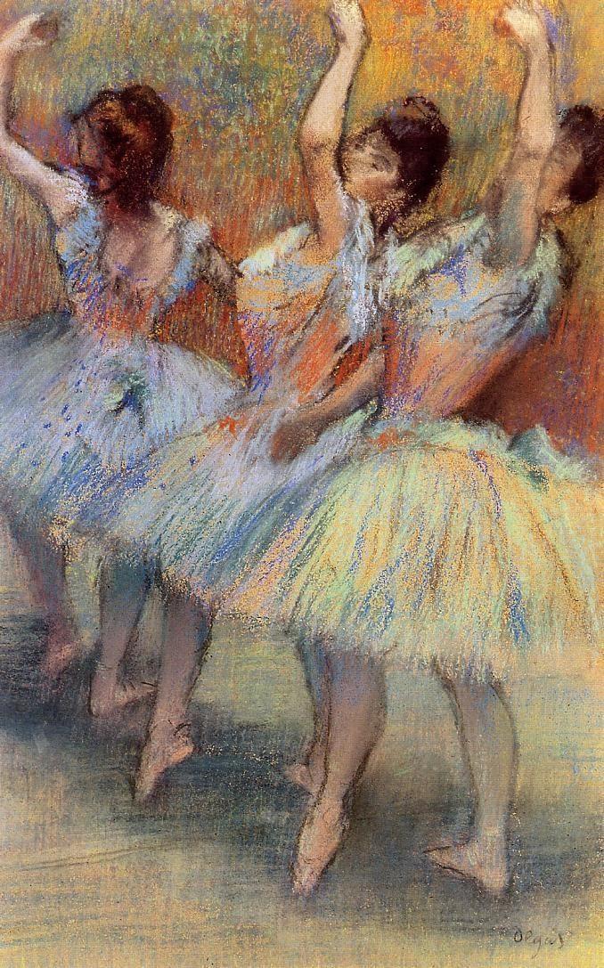 Three Dancers 2,oil paintings sale