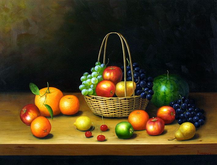 A Fruit Exhibition
