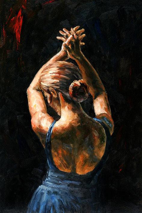 Voluptuous Movements,oil paintings sale