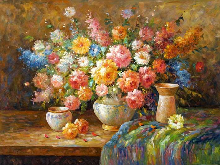 Floral Impression