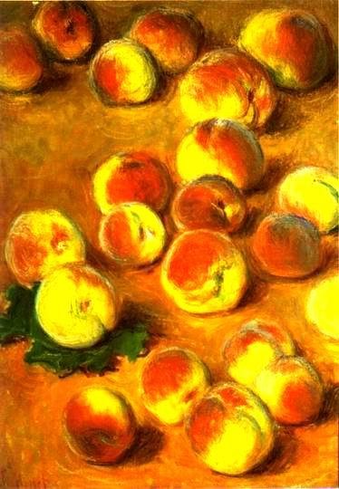 Peaches,1883