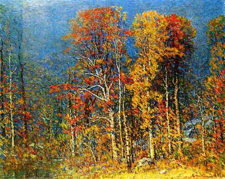 Fall Landscape 1913